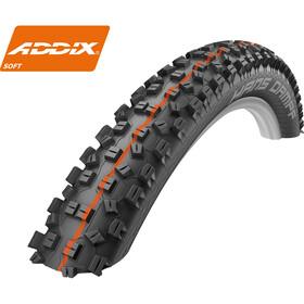 "SCHWALBE Hans Dampf Folding Tyre 29"" Addix Soft SnakeSkin TL-Easy"